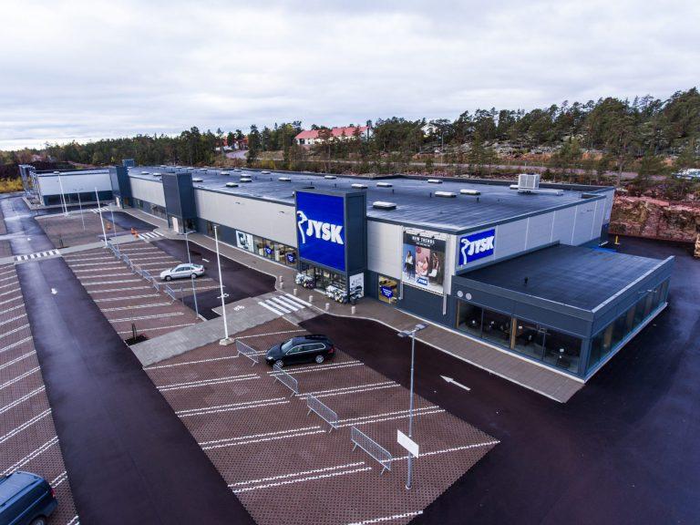 Dalbo Retail Park